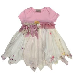 Custom One Piece Pink s/s 6-12mos