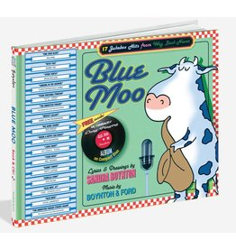 Blue Moo Book