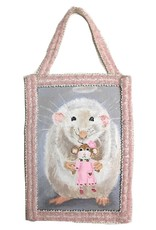 Mouse with Doll Art