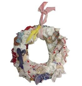 Hankie Wreath