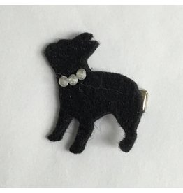 French Bulldog Clip
