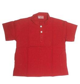 Bright Nehru Collar Shirt