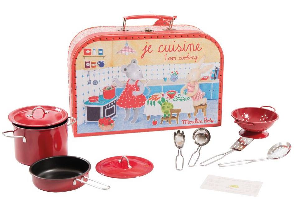 Cooking Valise
