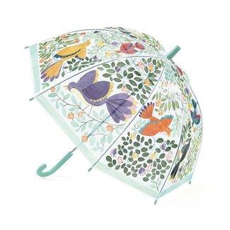 Djeco Djeco - Parapluie, Fleurs et Oiseaux