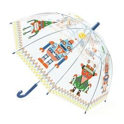 Djeco Djeco - Parapluie/Umbrella, Robots