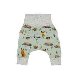 Little Yogi Little Yogi - Grow With Me Pants, Fox