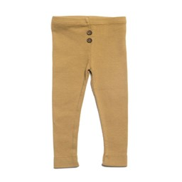 Kidwild Organic Kidwild Organic - Leggings Vintage/Vintage Leggings, Ocre/Ochre