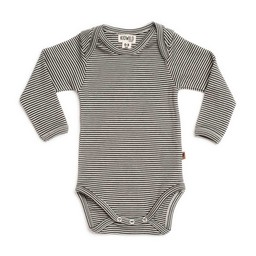 Kidwild Organic Kidwild Organic - Cache-Couche Vintage/Vintage Bodysuit, Ligné/Stripe