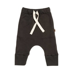 Kidwild Organics Kidwild Organic - Pantalons avec Cordons Vintage/Drawstring Vintage Pants, Ardoise/Slate