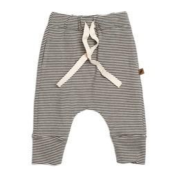 Kidwild Organics Kidwild Organic - Pantalons avec Cordons Vintage/Drawstring Vintage Pants, Ligné/Stripe
