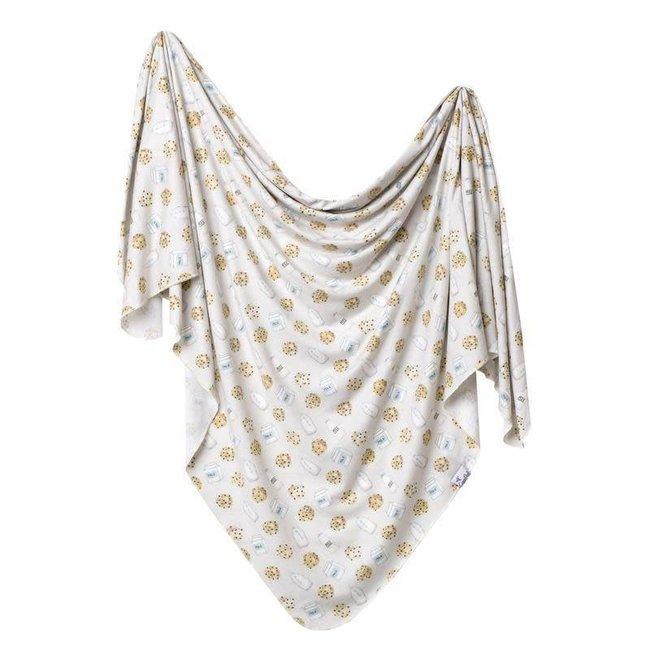Copper Pearl Copper Pearl - Single Knit Blanket, Chip