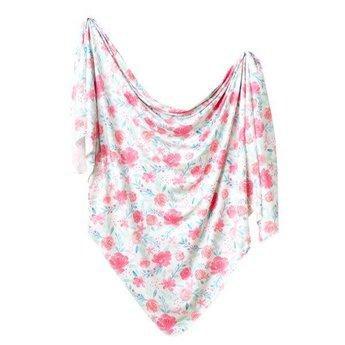 Copper Pearl Copper Pearl - Couverture en Coton/Single Knit Blanket, June