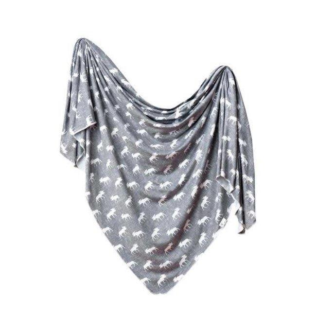Copper Pearl Copper Pearl - Couverture en Coton/Single Knit Blanket, Scout