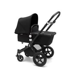 Bugaboo Bugaboo, Cameleon3 Plus - Poussette Complète/Complete Stroller, Noir/Black
