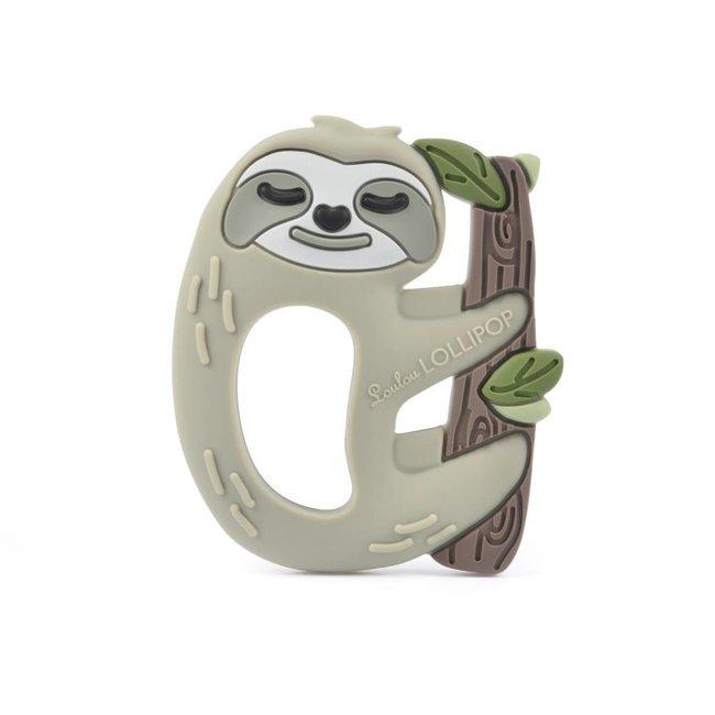 Loulou Lollipop Loulou Lollipop - Teether Toy, Sloth