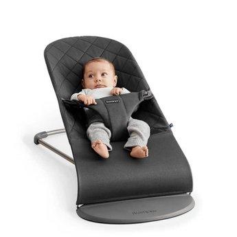 BabyBjörn BabyBjörn - Transat Bouncer Bliss en Coton/Coton Bouncer Bliss, Anthracite