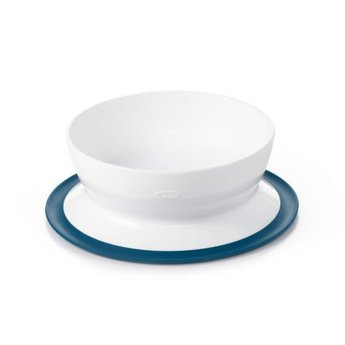 OXO OXO - Bol à Ventouse/Stick & Stay Bowl, Marine/Navy