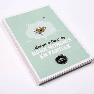 Les Belles Combines Les Belles Combines - Advent Calendar of Sweet Moment, Green
