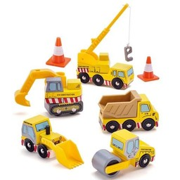 Le Toy Van Le Toy Van - Ensemble de Construction/Construction Set