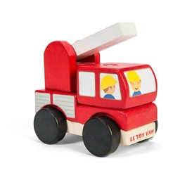 Le Toy Van Le Toy Van - Camion de Pompiers Empilable/Fire Engine Stacker