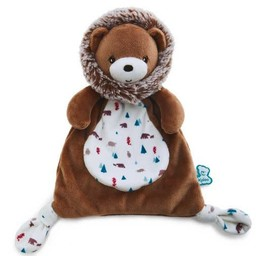 Kaloo Kaloo - Filoo, Toutou-Doudou Ourson/Bear Security Blanket