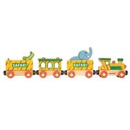 Janod Janod - Train de Safari/Story Train Safari