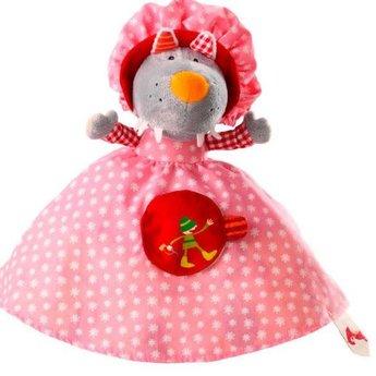 Lilliputiens Lilliputiens - Chaperon Rouge Marionnette Réversible/Reversible Red Riding Hood Puppet