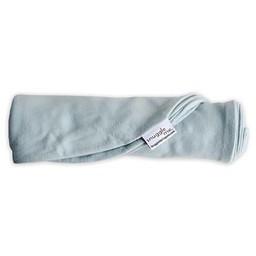 Snuggle Me Organic Snuggle Me Organic - Housse pour Station d'Accueil/Cover for Sensory Lounger, Bleu Clair/Skye