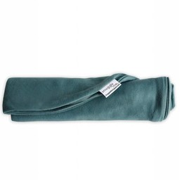 Snuggle Me Organic Snuggle Me Organic - Housse pour Station d'Accueil/Cover for Sensory Lounger, Turquoise/Moss