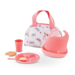 Corolle Corolle - Coffret Repas pour Poupon/Mealtime Set for Baby Doll