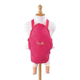 Corolle Corolle - Porte-Poupée/Baby Doll Sling, Cerise/Cherry