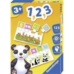 Ravensburger Ravensburger - Jeu Éducatif/Education Game, 1, 2, 3