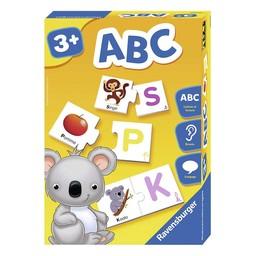 Ravensburger - Jeu Éducatif/Education Game, A, B, C,