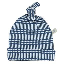 Perlimpinpin Perlimpinpin - Bonnet à Noeud en Bambou/Bamboo Knotted Hat, Baton/Sticks