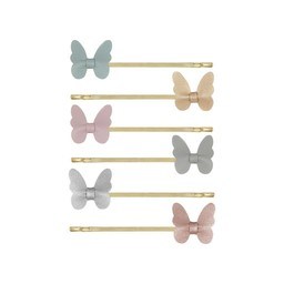 Mimi & Lula Mimi & Lula - Pack of Kirby Butterfly Hair Pins