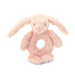 Jellycat Jellycat - Bashful Bunny Grabber, Blush 6''