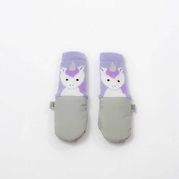 MimiTENS MimiTens - All Weather Mittens, Silver Unicorn