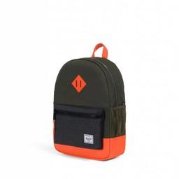 Herschel Herschel - Heritage Backpack Youth XL, Forest Night Orange