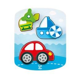 Hape Hape - Dynamic Vehicle Puzzle