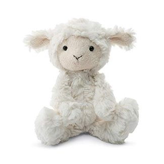 Jellycat Jellycat - Agneau Squiggles, 9''