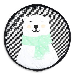 Play & Go Play & Go - Storage Bag and Activity Mat, Polar Bear