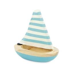 Vilac Vilac - Little Bath Sailboat, Blue