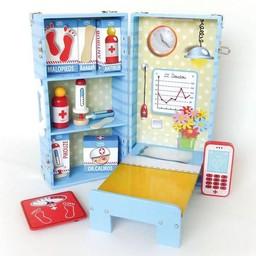 Vilac Vilac - Suitcase, Doctor's Set