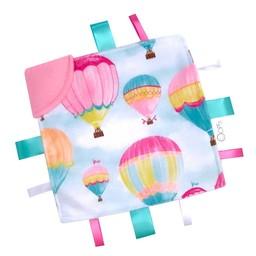 Oops Oops - Crinkle Blanket, Hot Air Balloon