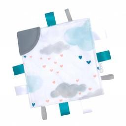 Oops Oops - Crinkle Blanket, Cloud