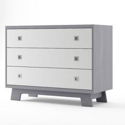Dutailier Dutailier Pomelo - Commode à 3 Tiroirs/3 Drawer Dresser