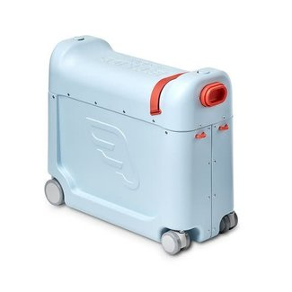 Stokke Stokke - JetKids BedBox Travel Bed and Suitcase, Sky Blue