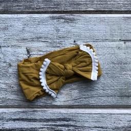Mini Bretzel Mini Bretzel - Margaret Headband, Yellow