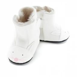 Jack & Lily Jack & Lily - My Mocs Boots, Bambi, White Bunny