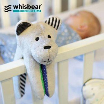 Whisbear WhisBear - Ourson Apaisant, Turquoise